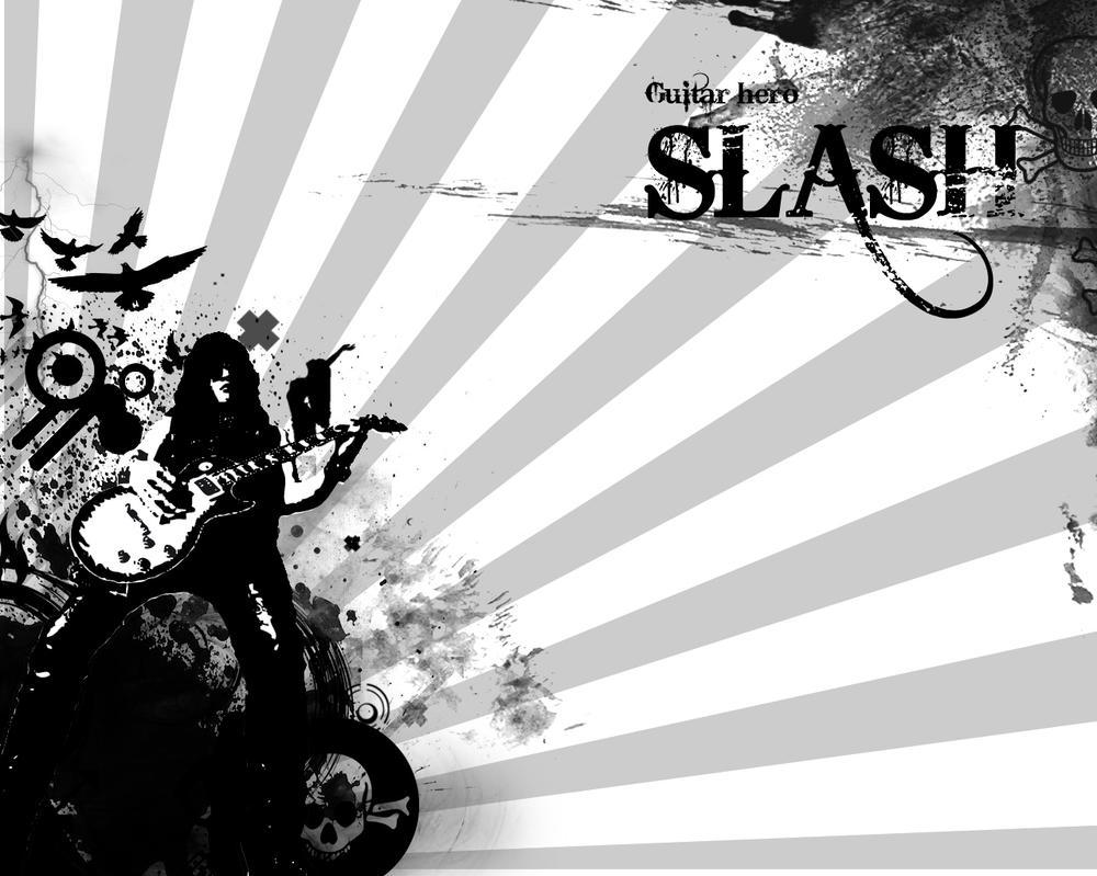 Slash Wallpaper by ~tim-grave on deviantART