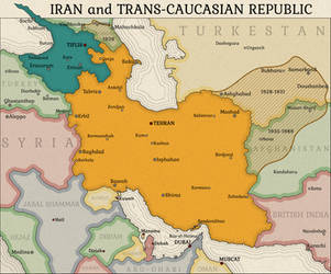 Map of the Imperial State of Iran by mihaly-vadorgrafett