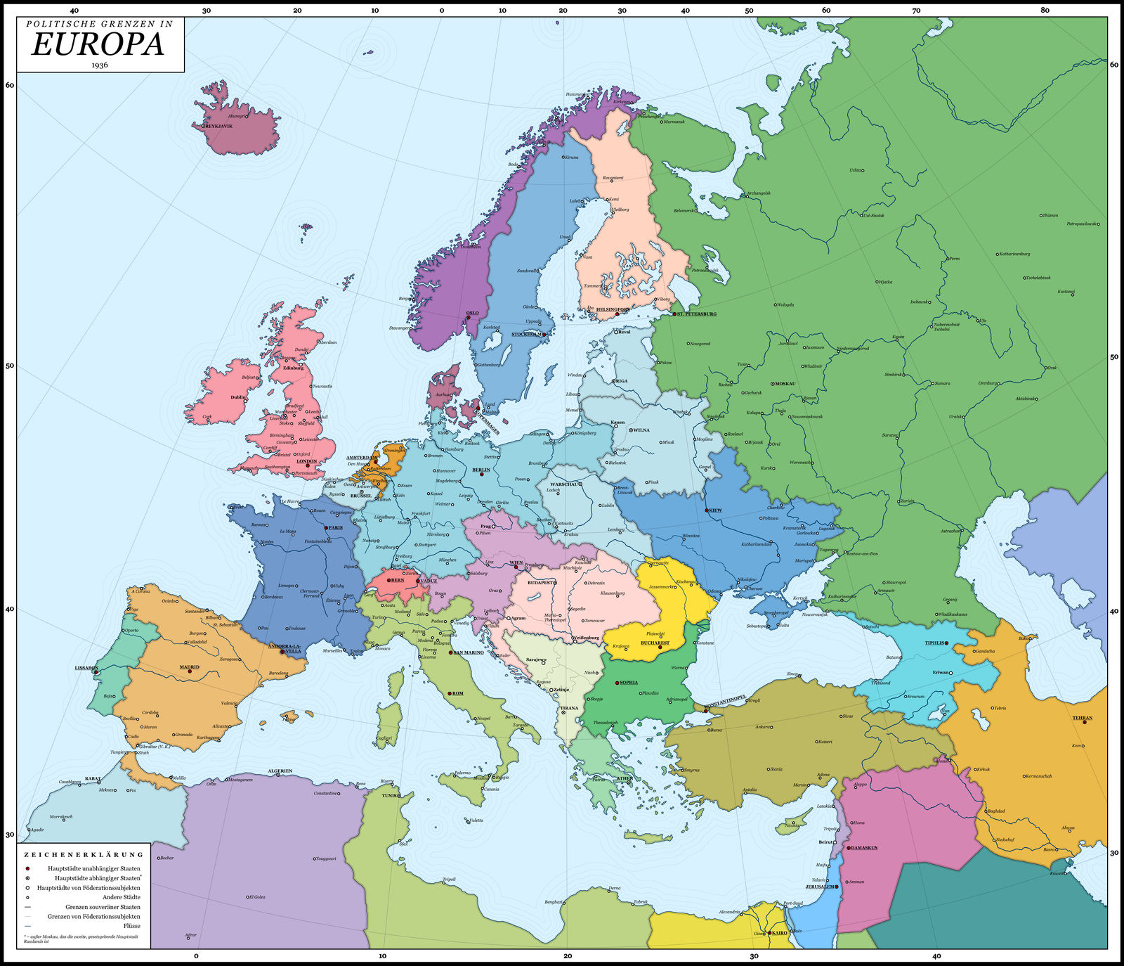 Europe, 1936 by mihaly-vadorgrafett on DeviantArt