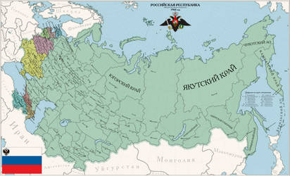 Second Russian Republic, 1960 by mihaly-vadorgrafett