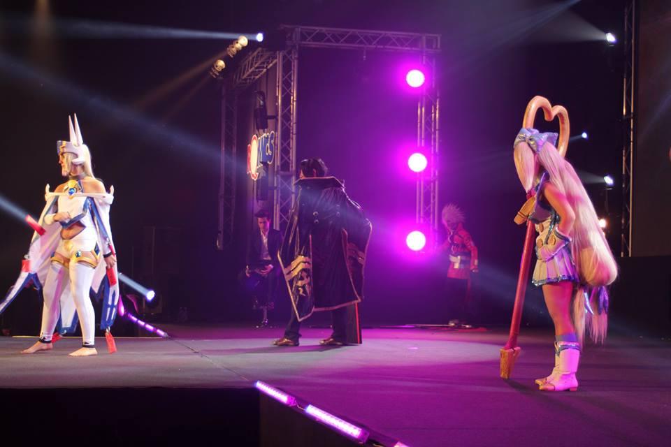 Blazblue Chrono Phantasma on stage by LelouCosplay on ...