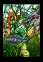 Poison Ivy by fixter