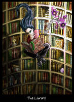 The Library by fixter