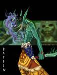 Rayden the spiritwalker 2