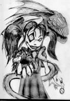 Demonic Child by fixter