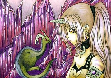 Amethyst by DragonAlloy