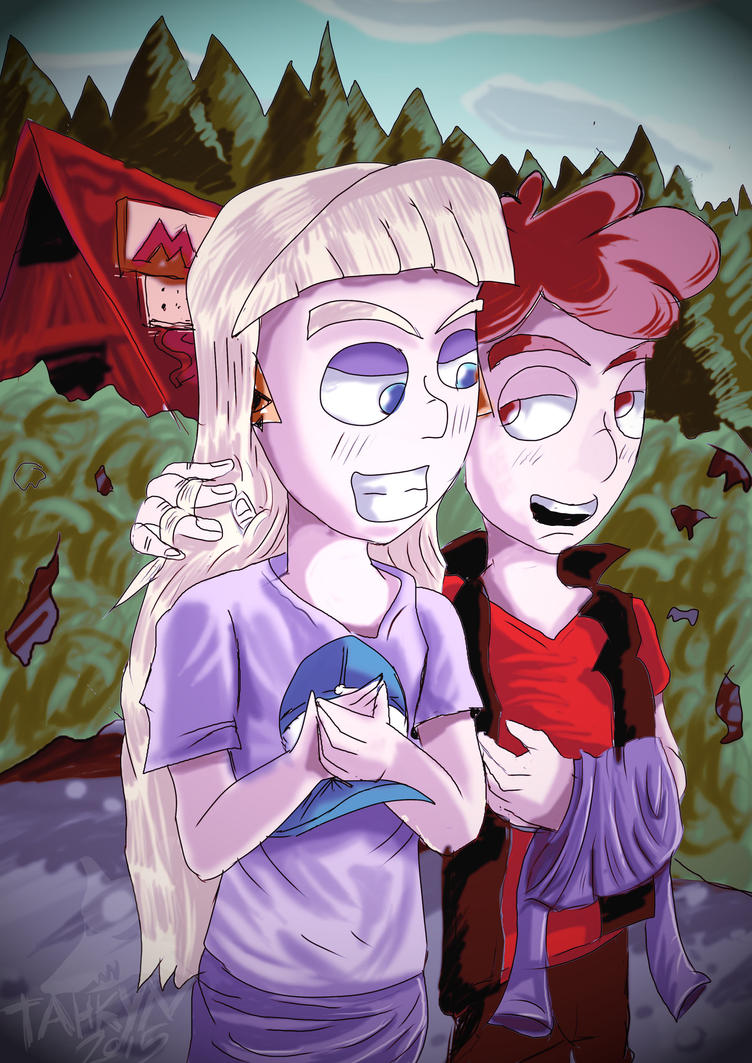 Dipifica (Dipper x Pacifica) by Tahkyn