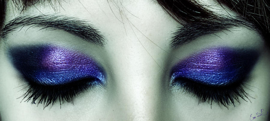 Ursula inspired makeup by Chuchy5