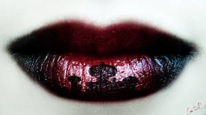 Jafar Agrabah Lips