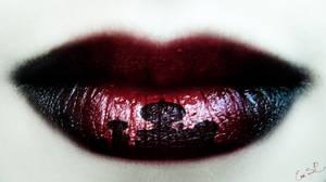 Jafar Agrabah Lips by Chuchy5