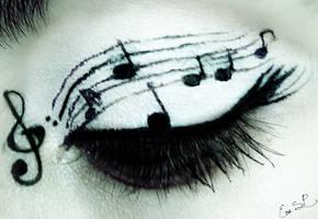 Music eyes by Chuchy5
