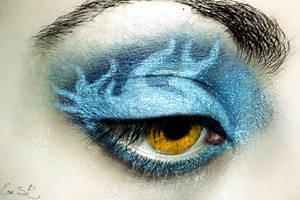 Hades makeup by Chuchy5