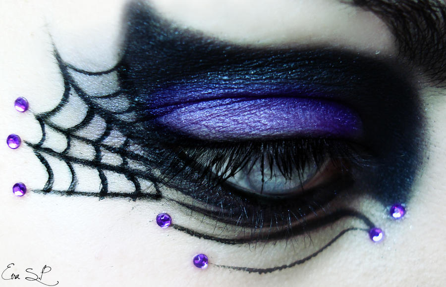 The Witch (Halloween makeup)