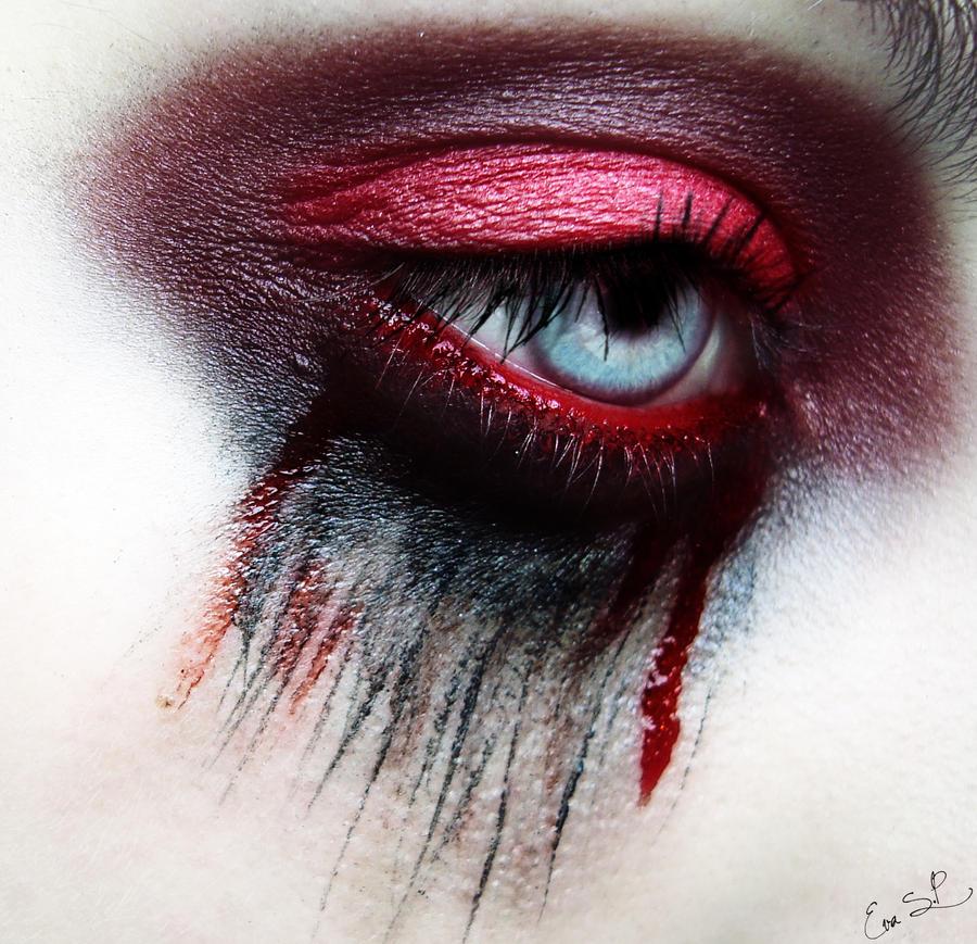 Bathory Vampy makeup by Chuchy5