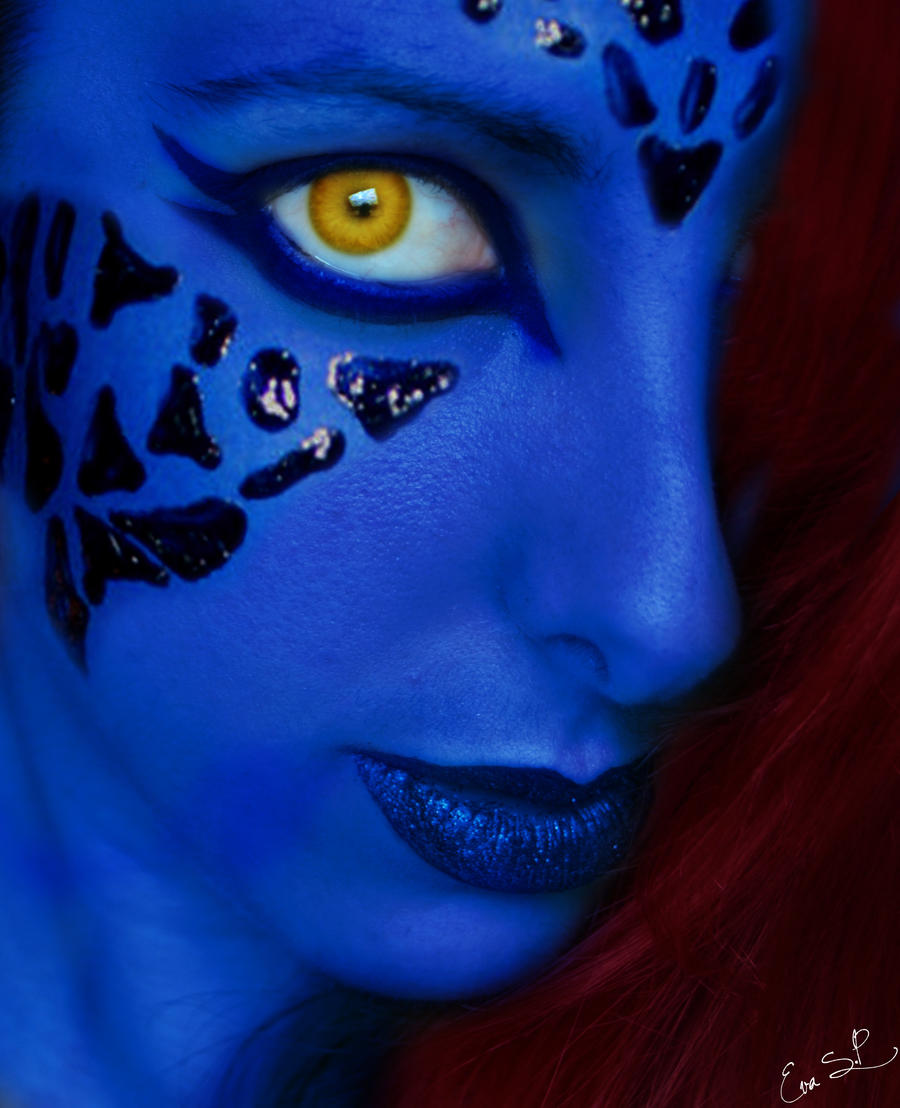 Mystique by Chuchy5