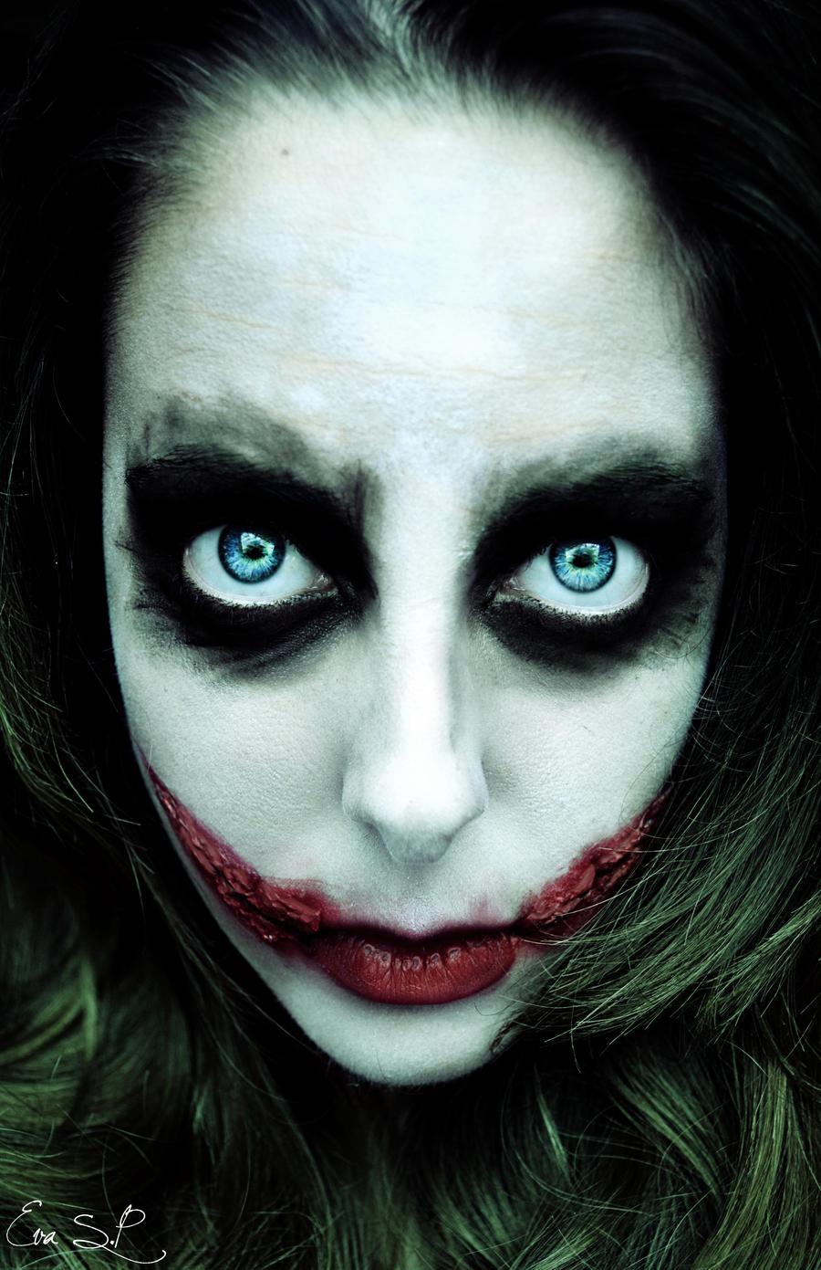 Joker Halloween Makeup by Chuchy5 on DeviantArt
