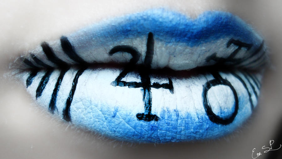 Alice Madness Return Lip Art by Chuchy5