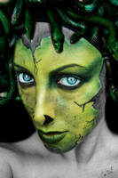Night Creatures XII: Medusa by Chuchy5