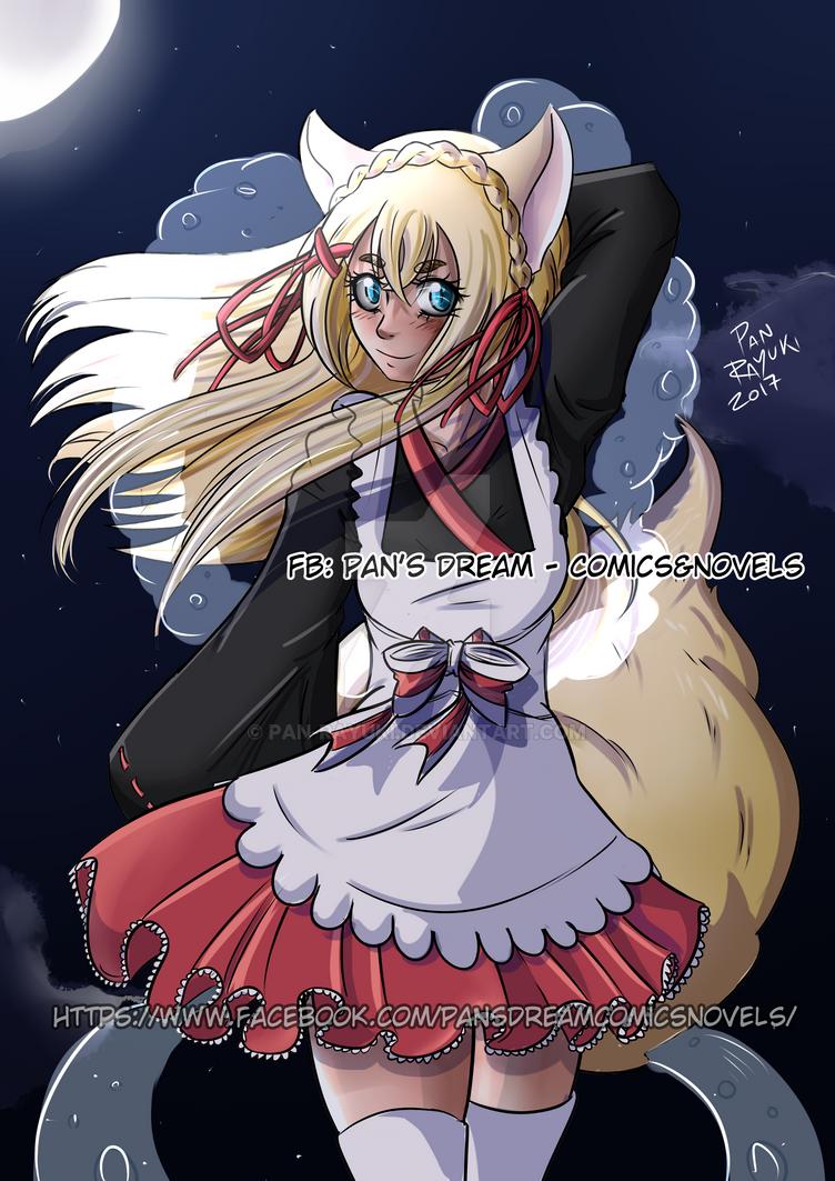 Amalia's Fan Art by Pan-Rayuki