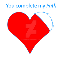 You complete my Path