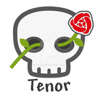 Tenor Logo/Watermark Commission