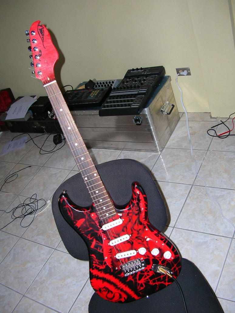 My Guitar by admx