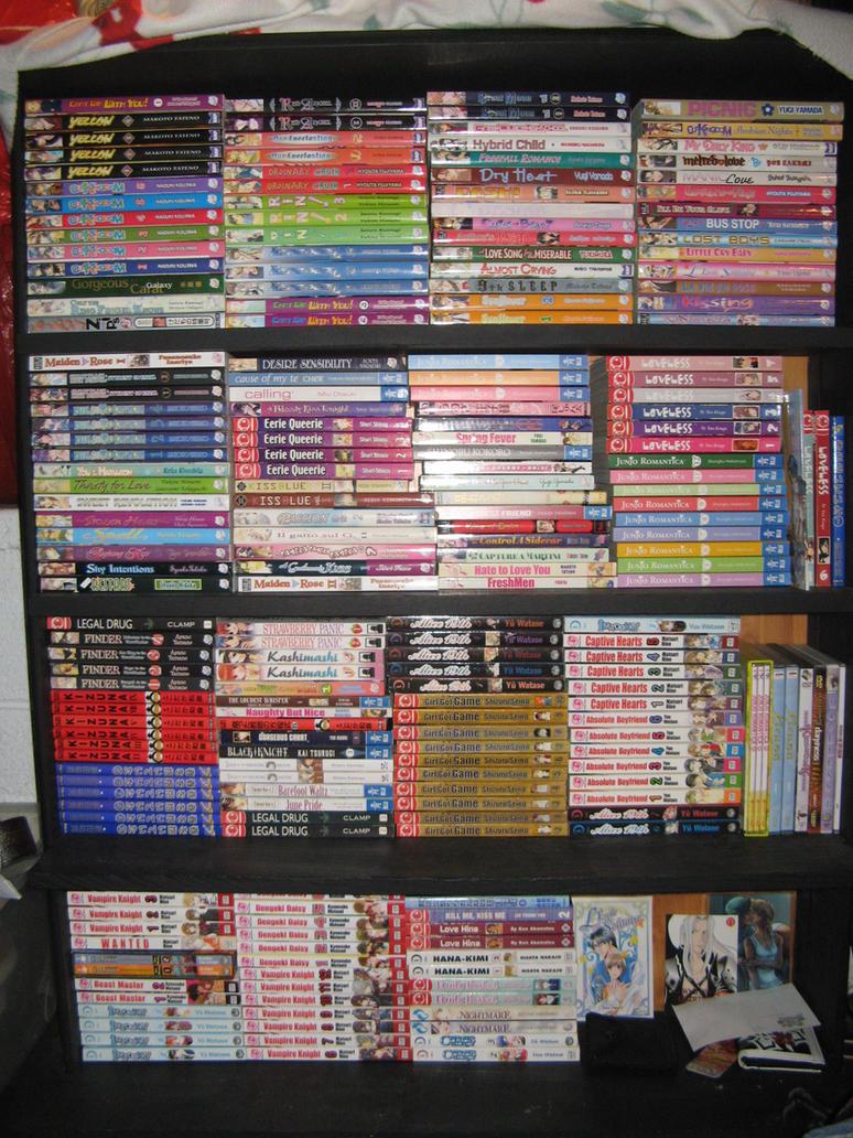 My Manga Collection