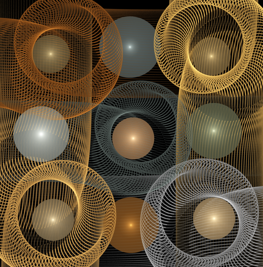 Spring Balls by Tibodo