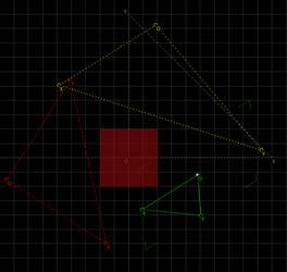 Away From the Origin Diagram by Tibodo