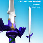 The True Master Sword