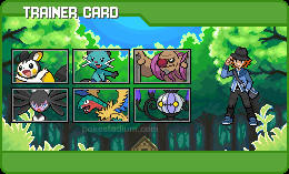 Jaros Trainer Card for BW