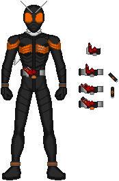Kamen Rider DiEx - v2.0