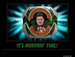Linkara Morphing Poster by Jyger85