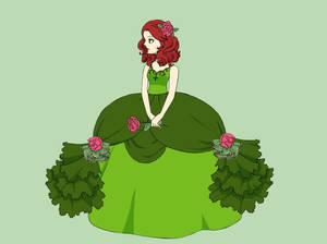 Rose of Versailles Poison Ivy