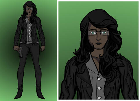 Detective Catherine Summers HM3