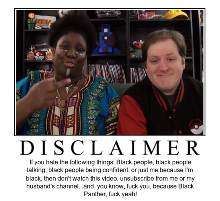 Viga Disclaimer Poster by Jyger85