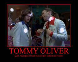 Tommy Oliver Poster