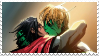 Wiccan and Hulking Stamp by Jyger85