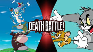 DB - Oggy and the Cockroaches vs Tom and Jerry