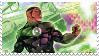 Green Lantern John Stewart Stamp by Jyger85
