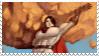 Soviet Superwoman Stamp by Jyger85