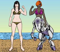 Strykana and Cybertaur HM3
