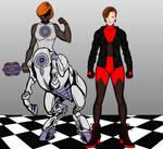 Cybertaur and Pyrogal HM3