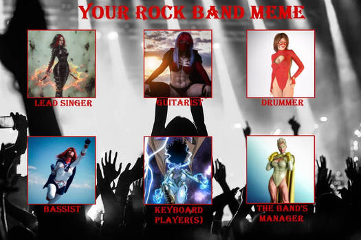 Foundation of Justice Rock Band