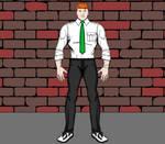 Adam Hicks - School Uniform