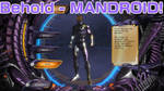 Mandroid in DCUO
