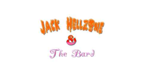 Jack Hellzone and The Bard Logo
