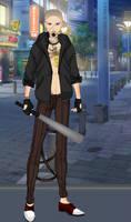 Damien Durst - Male Street Fashion