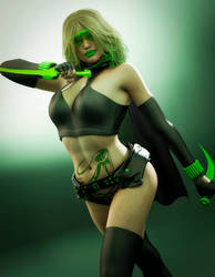 Toxic Viper Starverse by PGandara