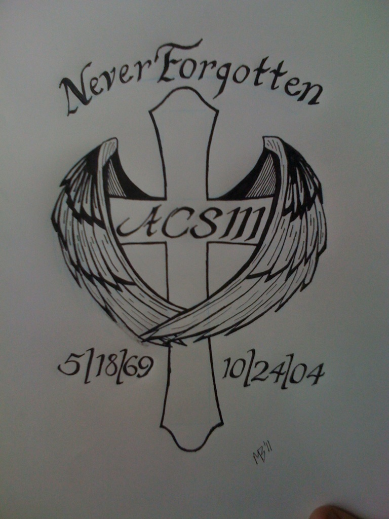 Memorial tattoo by patchman21 on deviantart memorial tattoo by patchman21 biocorpaavc Gallery